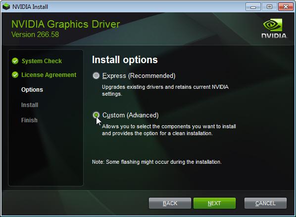 Nvidia старый драйвер скачать